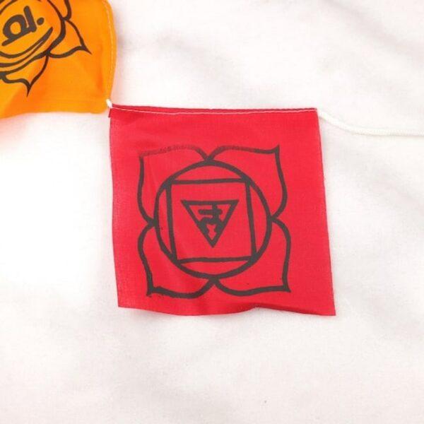 Bandera tibetana chakras small 2 Humos.cl — Humos.cl