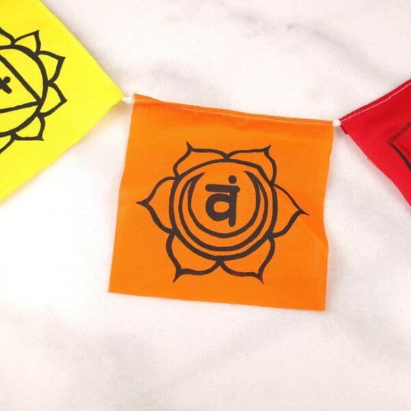 Bandera tibetana chakras small 3 Humos.cl — Humos.cl