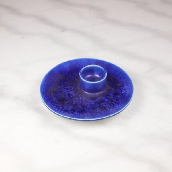 Porta Palo Santo - Azul Profundo Cristales • Humos.cl