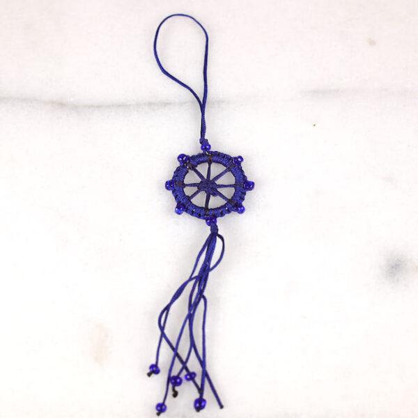 rueda de dharma azul 2 — Humos.cl