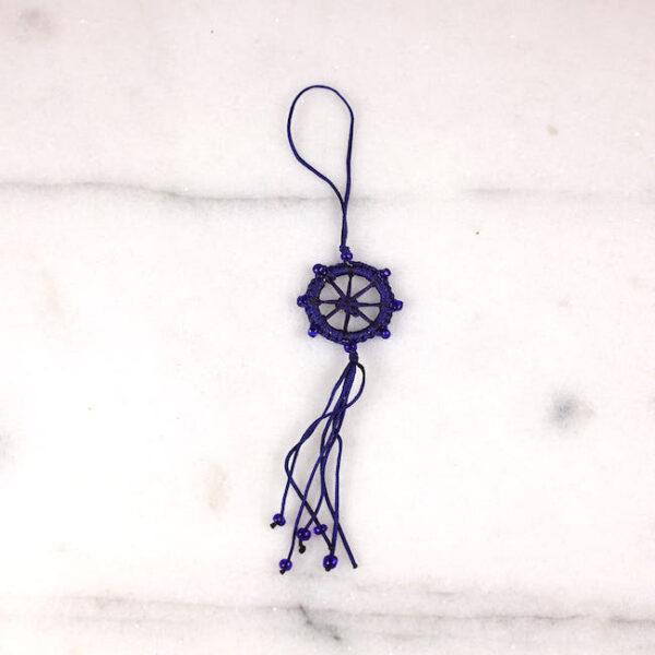 rueda de dharma azul 3 — Humos.cl