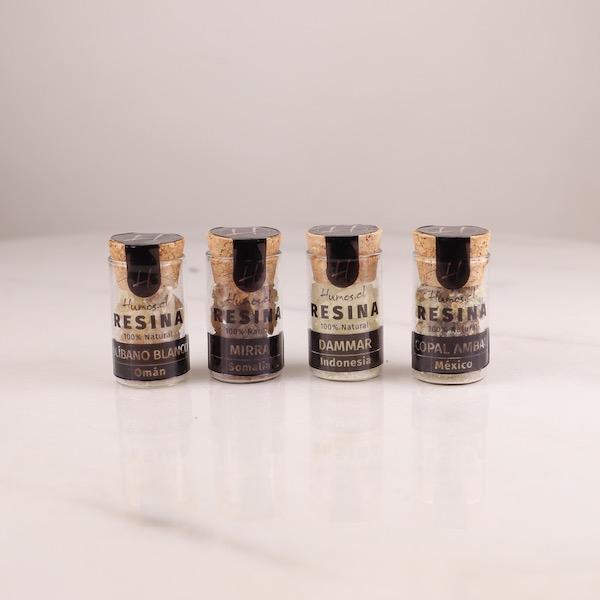 4 Resinas Alfa • Humos.cl