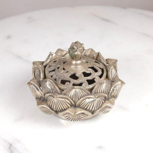 Quemador de resinas flor de loto L 1 Humos.cl — Humos.cl