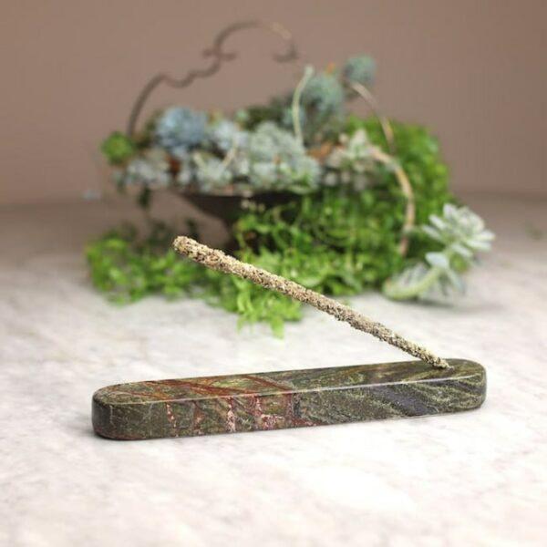 Porta inciensos marmol bosque 1 Humos.cl — Humos.cl