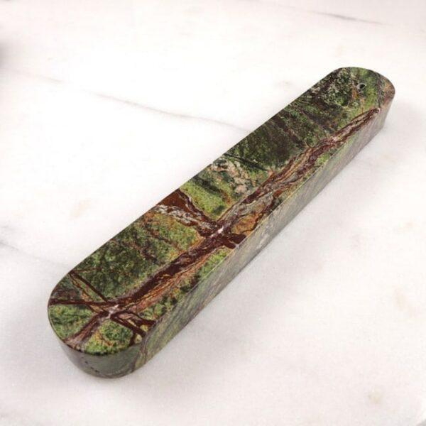 Porta inciensos marmol bosque 2 Humos.cl — Humos.cl