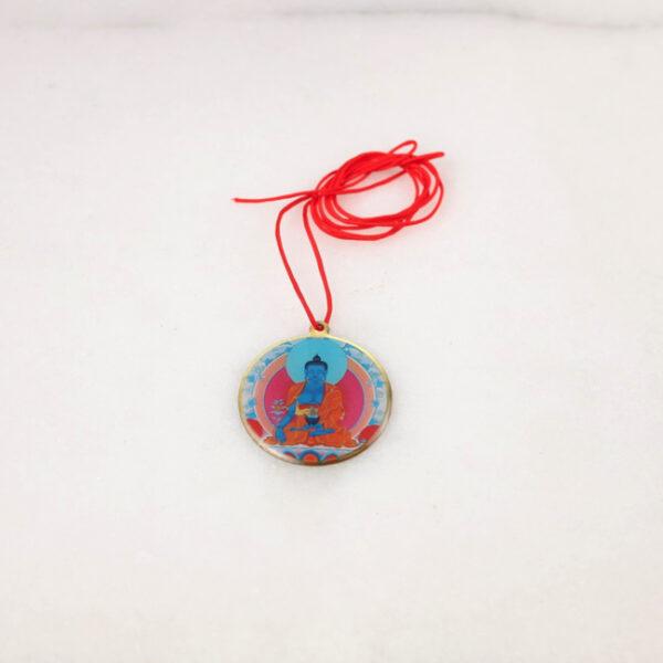 Medallón Buda Medicinal • Humos.cl