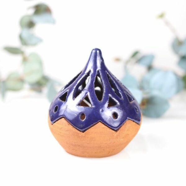 Quemador de Resinas - Azul • Humos.cl