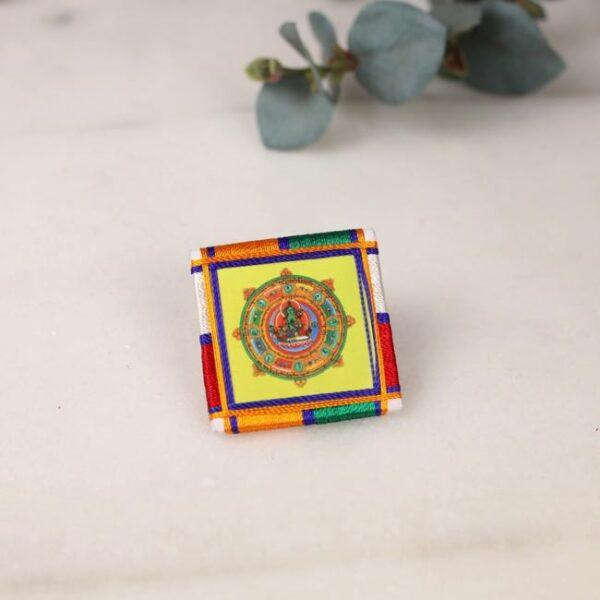 Amuleto Tara y Rueda • Humos.cl