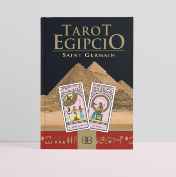 Tarot egipcio - Incluye libro y cartas • Humos.cl