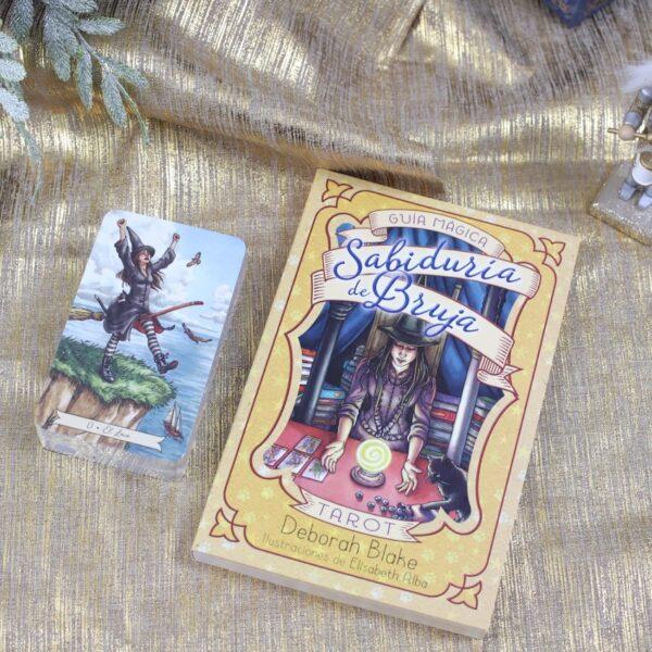Sabiduría De Bruja - Incluye Libro y Cartas • Humos.cl