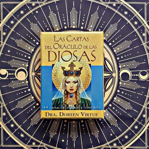 Las cartas del oráculo de las diosas • Humos.cl