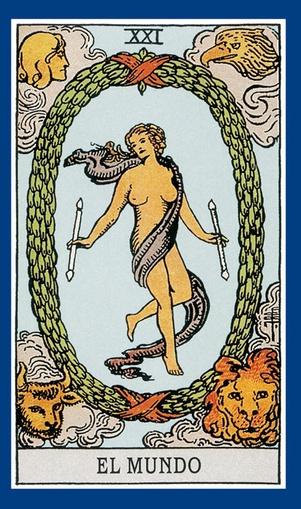 Tarot de A. E. Waite - Incluye libro y cartas • Humos.cl