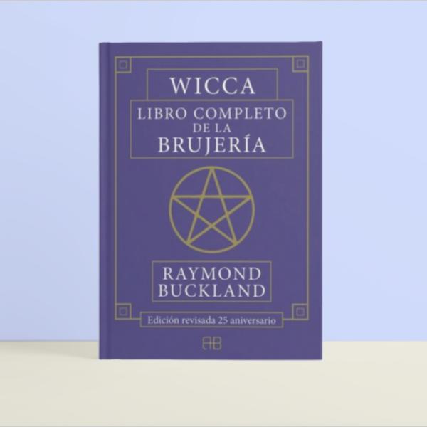 Wicca - El libro completo de la brujería • Humos.cl