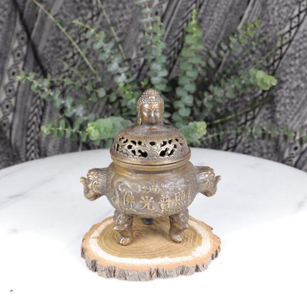 Quemador de Resinas - Buda • Humos.cl