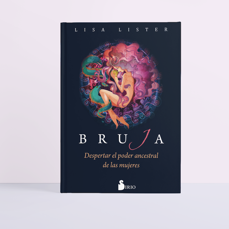 mockup of a hardcover book featuring a two color background 3401 el1 — Humos.cl