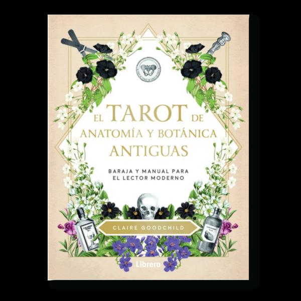 El tarot de anatomía y botánica antiguas • Humos.cl