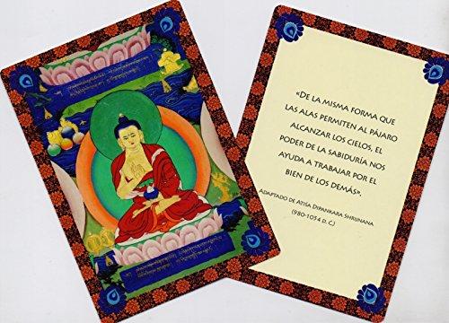 Baraja de Inspiración Budista • Humos.cl
