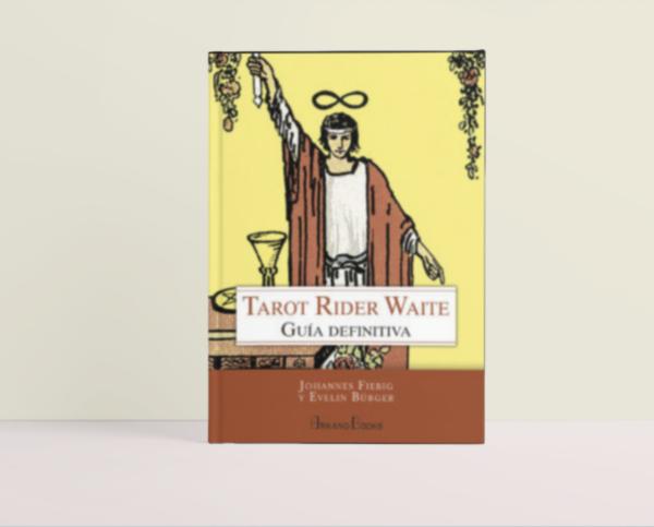 Tarot Rider Waite, Guía Definitiva - Tapa Dura • Humos.cl