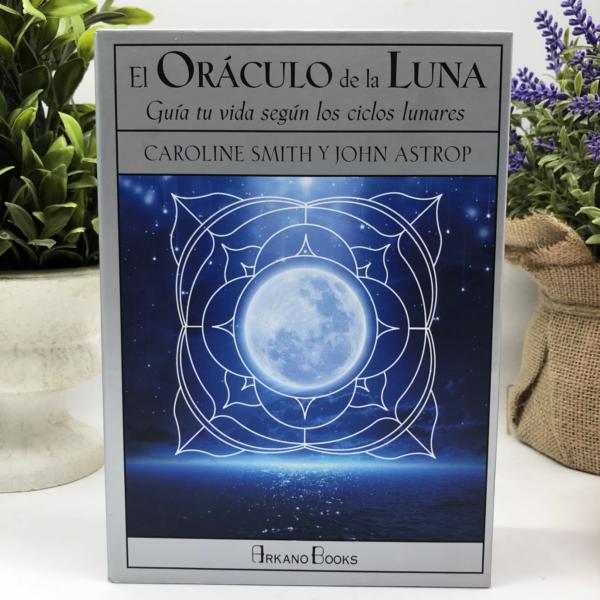 El Oráculo de la Luna - Incluye Libro y Cartas • Humos.cl