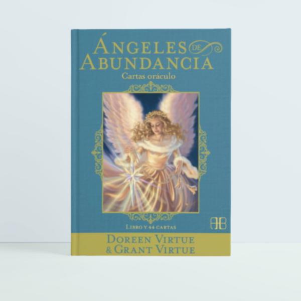 Ángeles de la Abundancia - Incluye libro y cartas • Humos.cl
