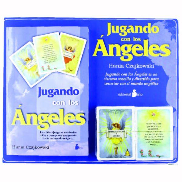 Jugando con los Ángeles - Incluye Libros y Cartas • Humos.cl