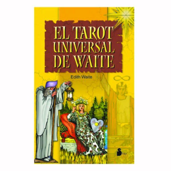 Tarot Universal de Waite - incluye libro y cartas • Humos.cl