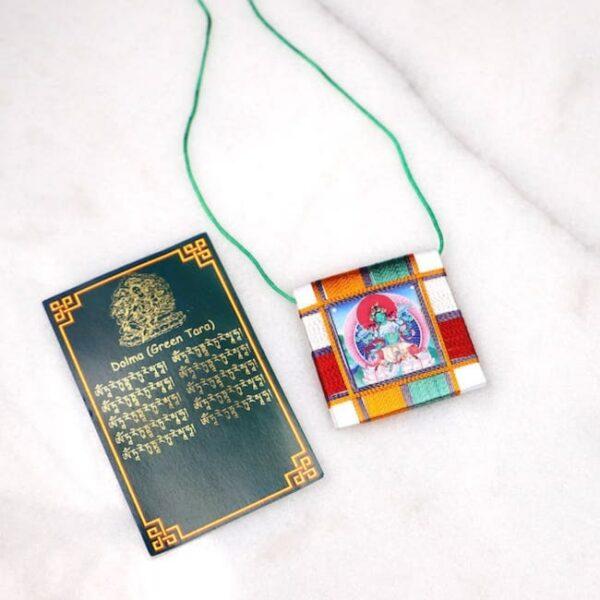 Amuleto Tara • Humos.cl