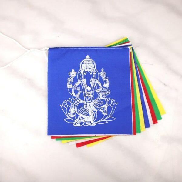 Bandera tibetana ganesh 1 Humos.cl 1 — Humos.cl