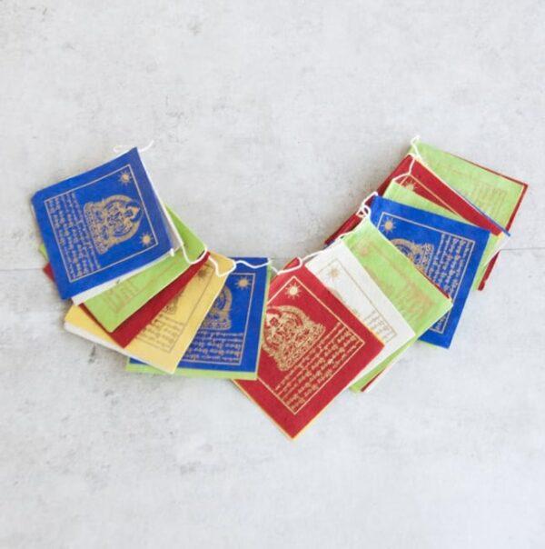Bandera tibetana papel lokta extra larga 1 Humos.cl 1 — Humos.cl