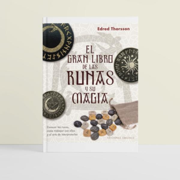 El gran libro de las runas y su magia • Humos.cl