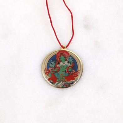 Medallon tara verde 1 Humos.cl 1 — Humos.cl