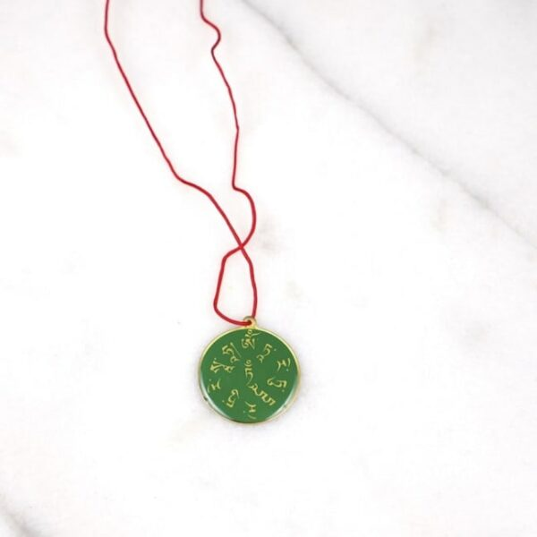 Medallon tara verde 2 Humos.cl 1 — Humos.cl