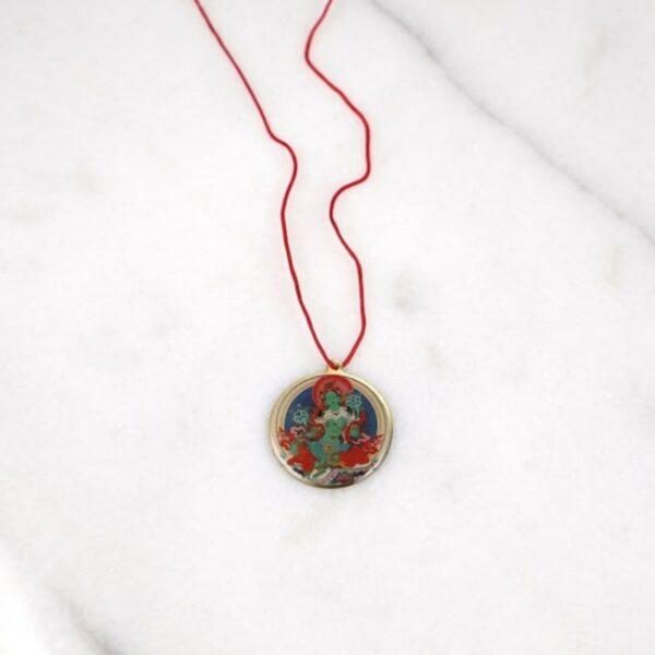 Medallon tara verde 3 Humos.cl 1 — Humos.cl