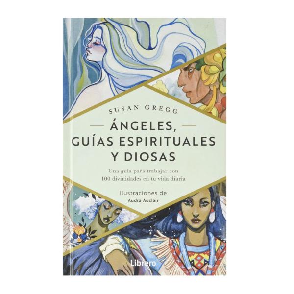 Ángeles, Guías espirituales y diosas • Humos.cl