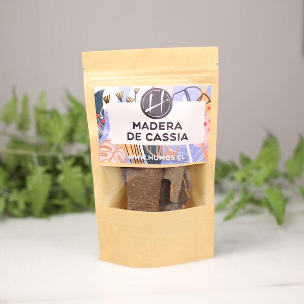 Madera de Cassia • Humos.cl